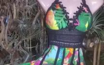 Koré Créations attend la Tahiti Fashion Week depuis un an déjà