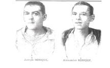 """Carnet de voyage - Les frères Rorique, pirates et assassins de la """"Niuroahiti"""""""