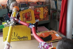 Avec Polynélivre, les chuchoteurs parlaient à l'oreille des enfants