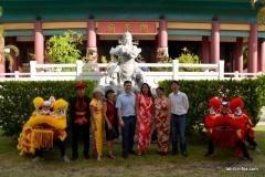 h-Les associations culturelle chinoises sont très impliquées dans les célébrations du Nouvel an