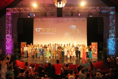 Le festival est un événement qui sollicite de très nombreuses personnes au quotidien.