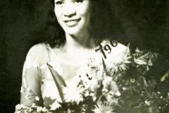 1960 : Teura Bauwens