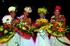 Election Miss Tahiti 2009