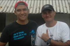 Maheanuu PIHATARIOE et Tunui RAOULX, les jeunes nouveaux dirigeants du club Marara