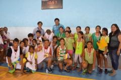 Les vainqueurs de ce tournoi sont Piafau (garçons) et Farahei Nui (filles)