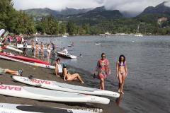 Un décor de rêve pour ce Waterman Tahiti Tour