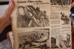 Un article paru dans la Dépêche datée du 10 juillet 1984.