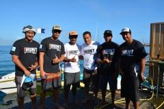 Les équipes de Bora bora seront encore présentes pour la 2ième blue water le 8 octobre