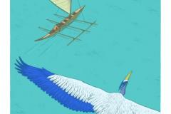 Histoire & Légendes des temps anciens de Tahiti et des îles, d'Emy-Louis Dufour.