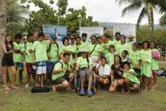 Journée de la baleine le lundi 18 septembre à Tahiti.