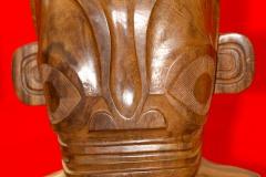 Tiki en to'u (Cordia subcordata) à grandes oreilles
