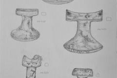 Trésors polynésiens retrouvés dans l'épave de la Pandora.