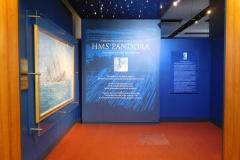 Ils sont conservés et exposés, en partie, au Museum of Tropical Queensland.