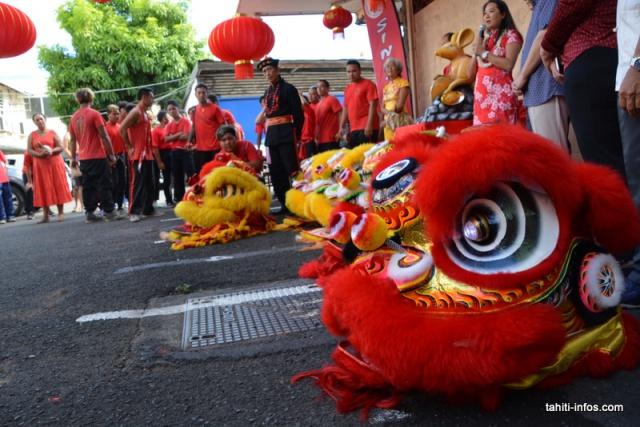 l-Kung Hei Fat Choy, ou bonne année en hakka !