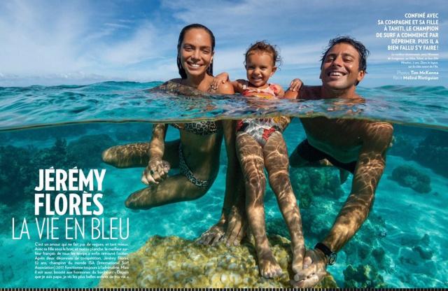 Paris Match, parution juin 2020.