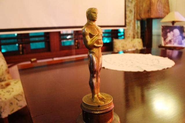 Un Oscar.