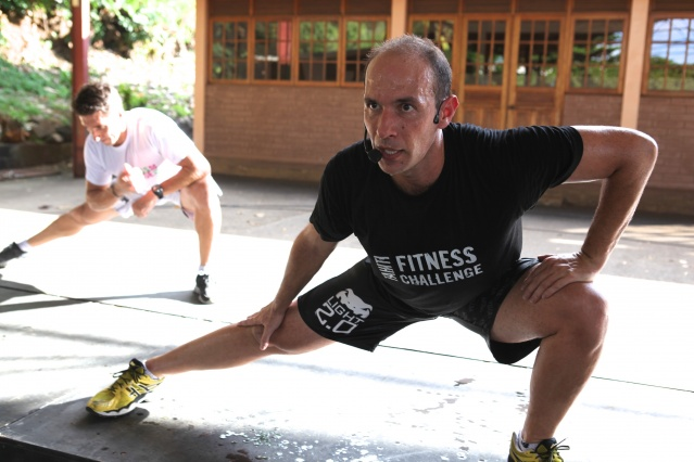 Le body combat, une variante du fitness