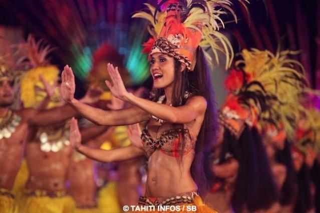 Vaimiti Laurens gagne le Heiva avec Tahiti Ora