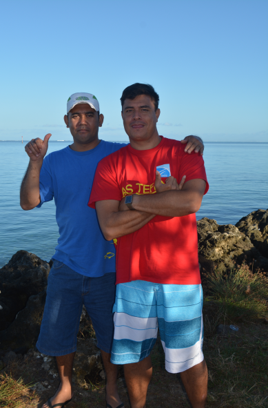 Heiarii AIRIMA confirment leur place de leader en novices. ils devront néanmoins de méfier des frères cowan et des black fins de Raiatea