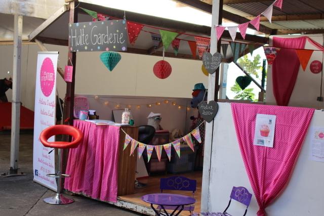 les P'tits ateliers proposent une halte-garderie dans les salons, événements, manifestation, etc.