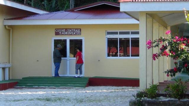 Rentrée scolaire à Rimatara.