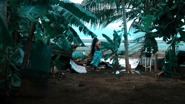 Ma'ohi Nui,  au cœur de l'océan mon pays.