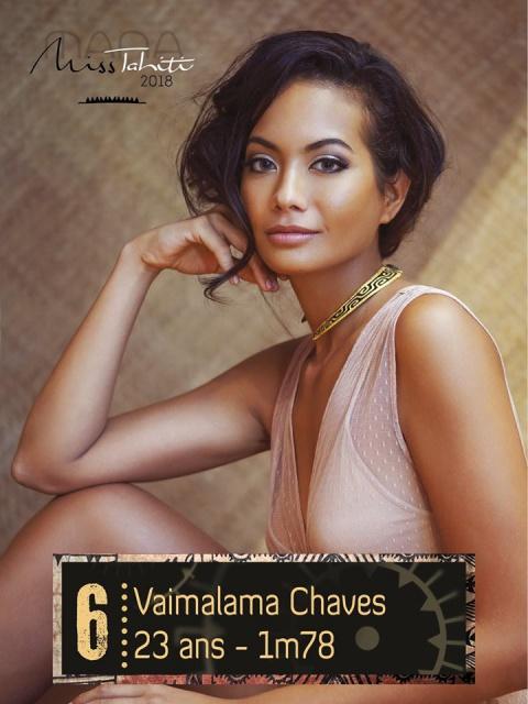 6 Vaimalana Chaves